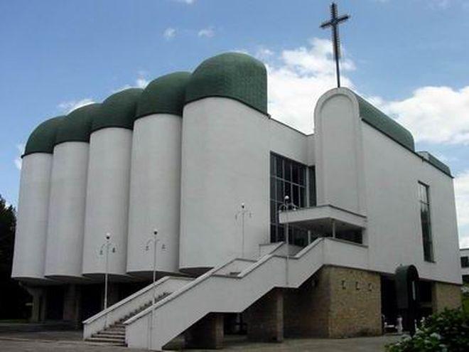 Parafia Najświętszej Maryi Panny Matki Kościoła w Jastrzębiu-Zdrowiu