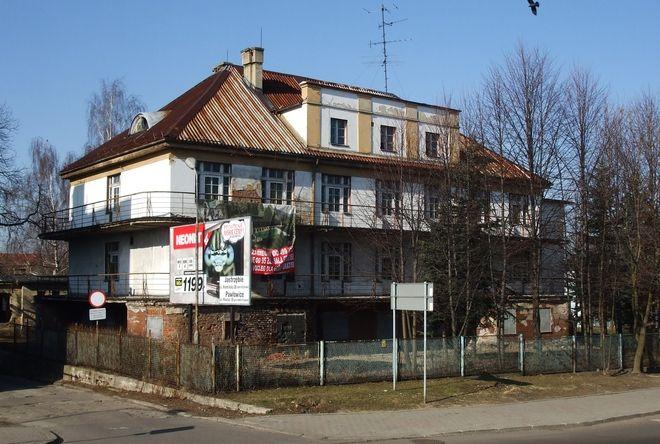 Były Szpital Ginekologiczno-Położniczy w Jastrzębiu-Zdroju